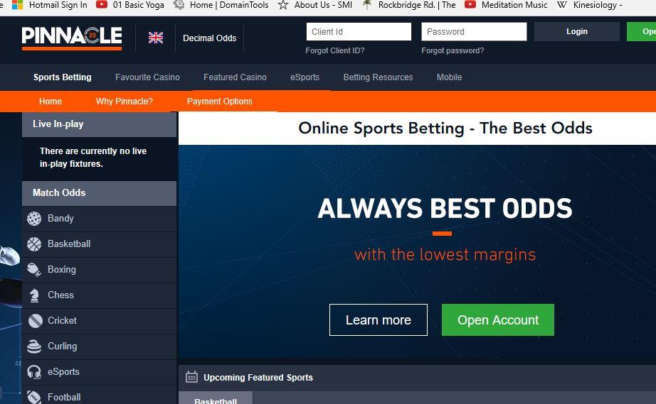 Pinnacle sports betting australia post week 1 college football betting guide