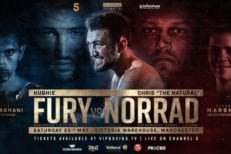 Big Bets Bobby's Take on the Hughie Fury vs Chris Norrad Fight!
