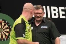 Premier League Darts Finals this Thursday at London's O2 Arena