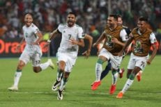 Algeria and Senegal Battle for AFCON Glory