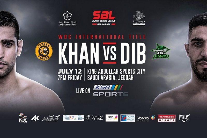 khan dib SA Showdown